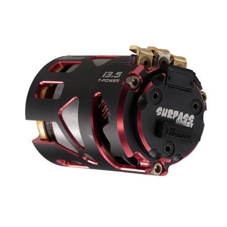 SURPASS HOBBY ROCKET V4S 540 8.5T Dual Sensored Brushless Motor for MODIFIED 1:10 RC Racing Drifting Car - image 7 of 7