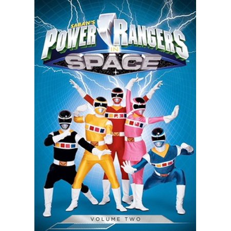 POWER RANGERS IN SPACE V02 (DVD/FF/3 DISC) (DVD)](Power Rangers Facts)