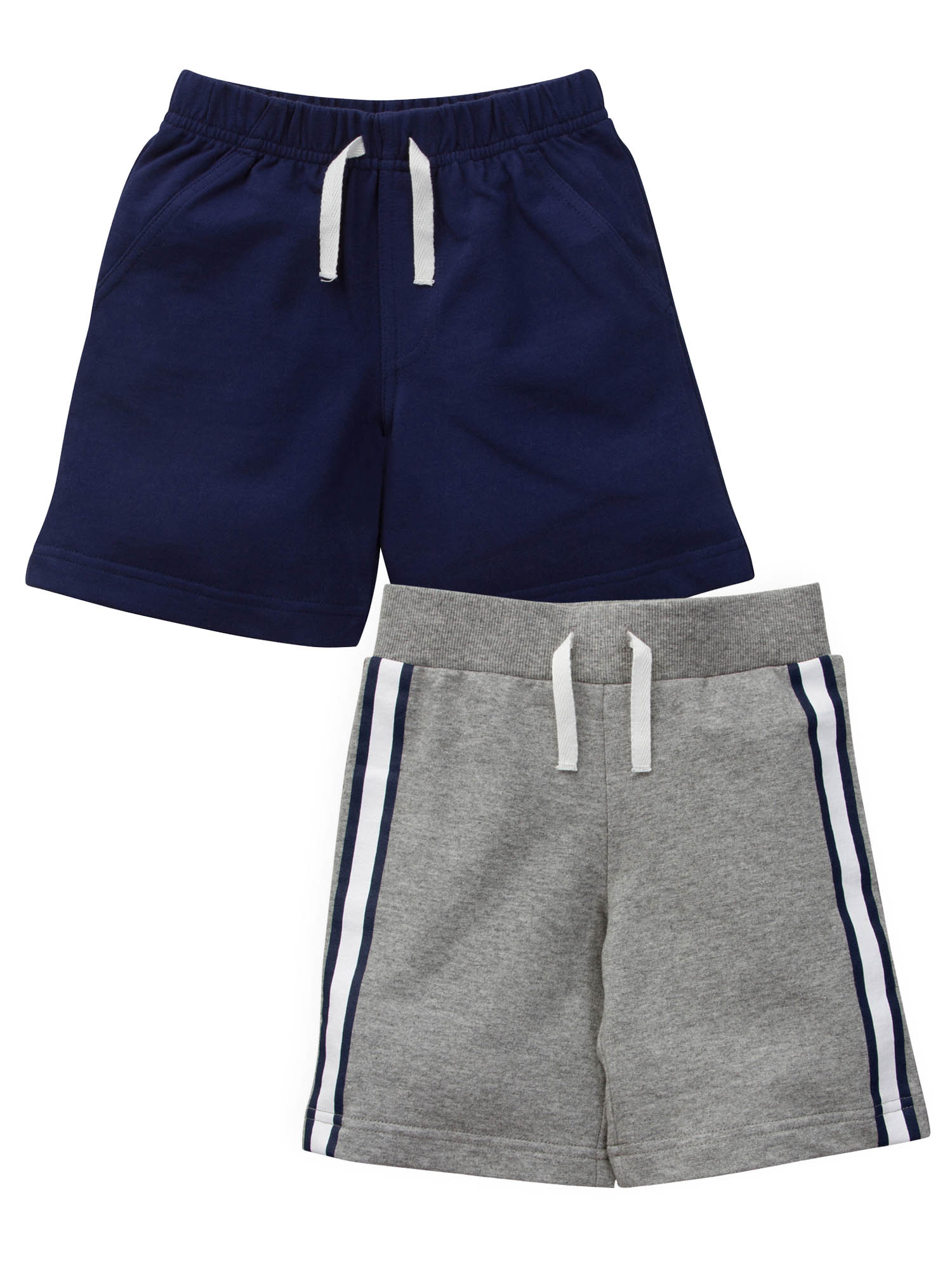 French Terry Shorts, 2pk (Baby Boys and Toddler Boys)