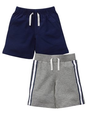 99d6ef7985 Product Image Gerber Graduates French Terry Shorts, 2pk (Baby Boys and Toddler  Boys)