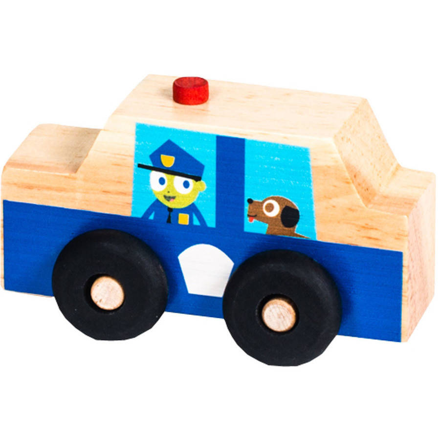 PBS Kids Police Car