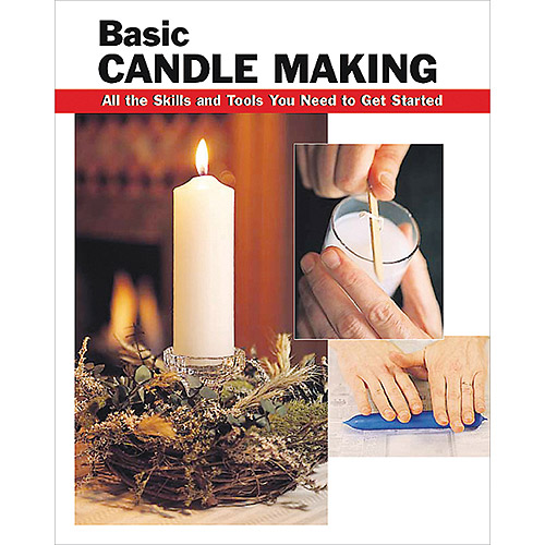 Stackpole Books Basic Candle Making