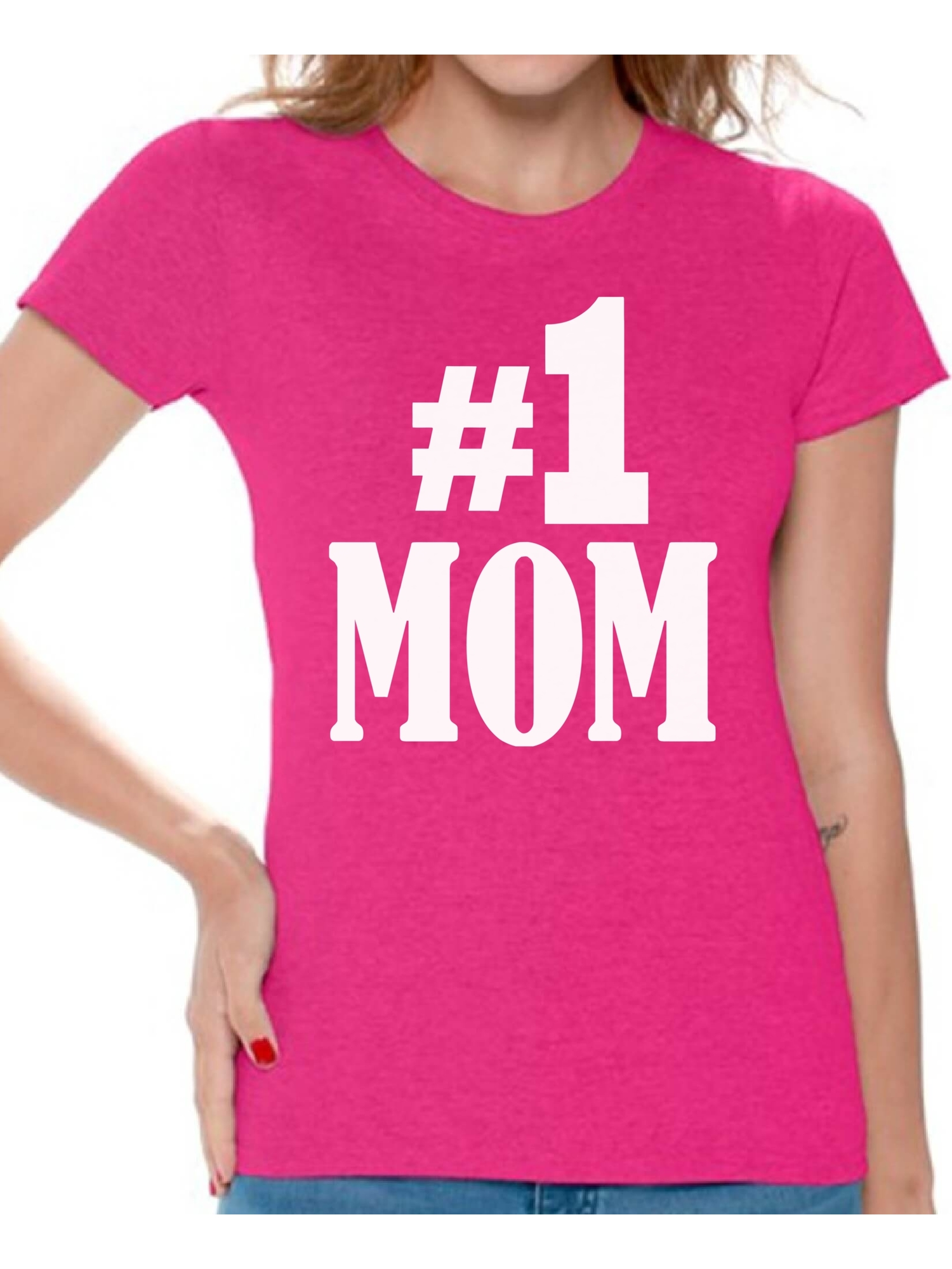 Mom Cubed Best Mom Ever Mommy Mother/'s Day Gift Juniors T-shirt