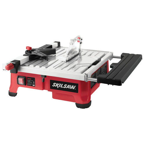 Skil 5.0A Skilsaw 7 in. Wet Tile Saw 5 pc Box by Robert Bosch Tool Corporation