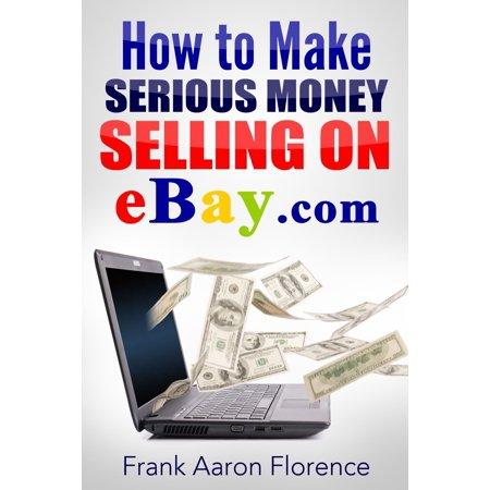 eBay the Easy Way: How to Make Serious Money Selling on eBay.com - eBook - Ebay Bracelets