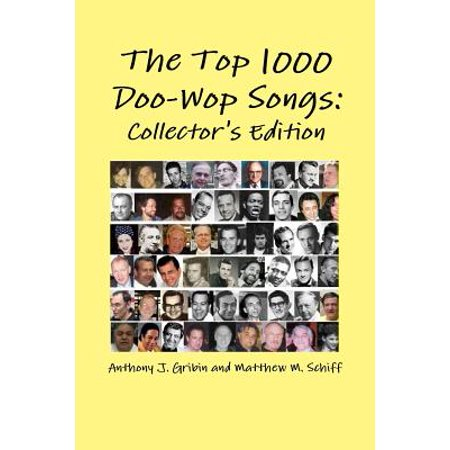 The Top 1000 Doo-Wop Songs - 1000 Halloween Songs