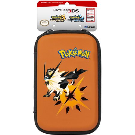 Hori Pokemon Ultra Sun   Ultra Moon Hard Pouch Case For New Nintendo 3Ds Xl And New Nintendo 2Ds Xl