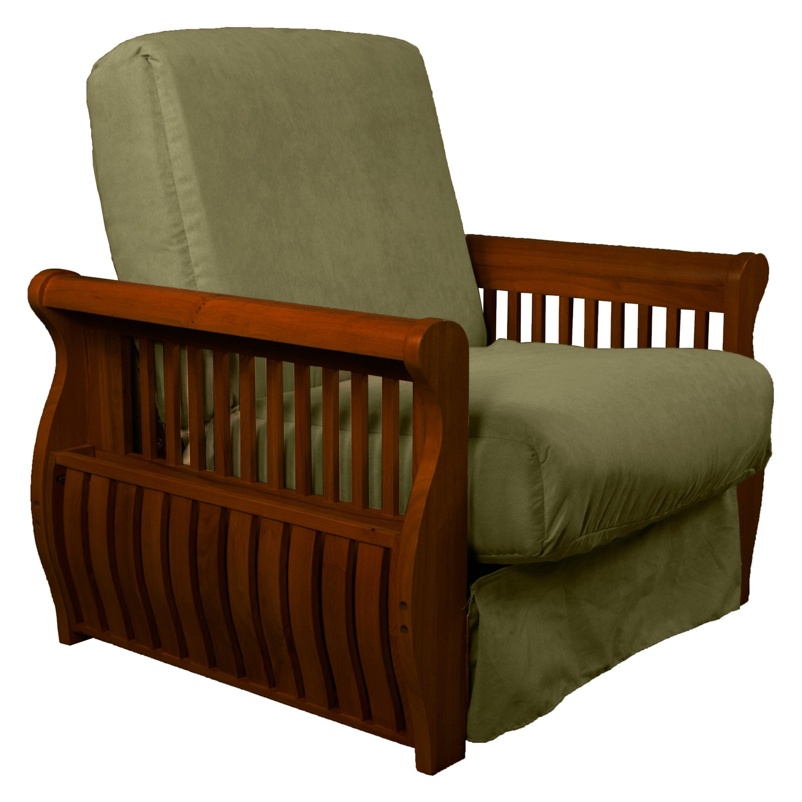 Epic Home Furnishings Sydney Perfect Sit U0026 Sleep Pocketed Coil Innerspring  With Pillow Top Sleeper Chair
