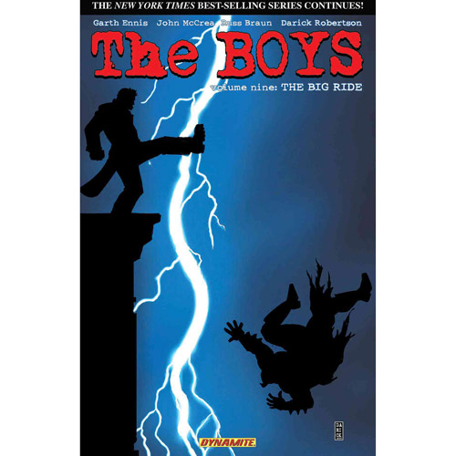 The Boys 9: The Big Ride