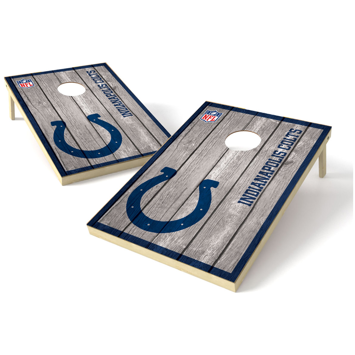 2X3 Shield Game NFL Big Vintage Indianapolis Colts