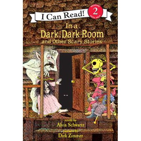 In a Dark, Dark Room and Other Scary Stories (Paperback) - A Scary Halloween Story Fill In