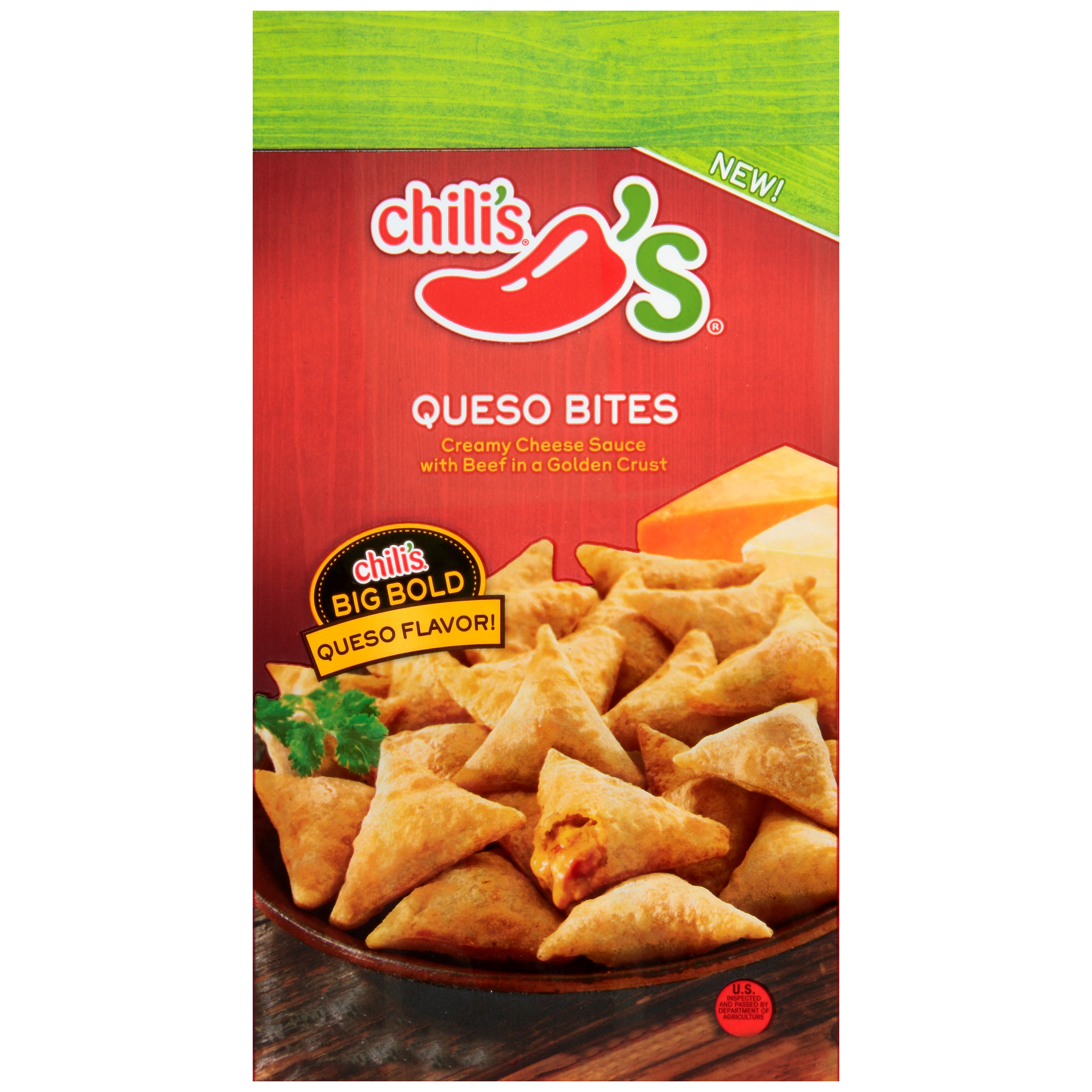 Chili's® Queso Bites 22 oz. Bag