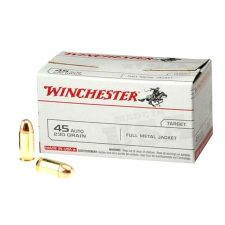 Winchester 45 Auto 230 Fmj