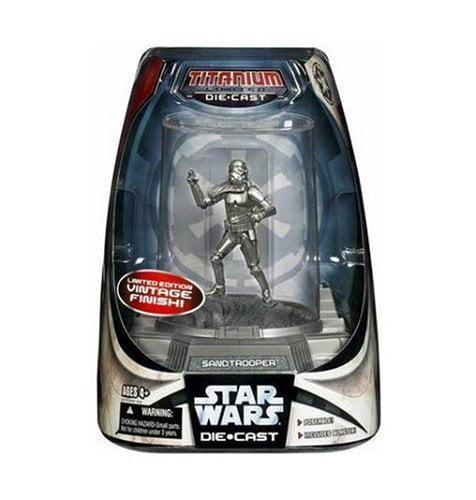 Star Wars Elite Series Die Cast Droid Gift Pack Protective Display Case