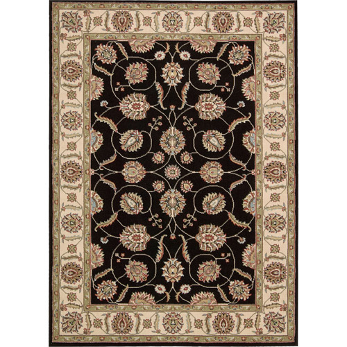 Nourison Modesto Abstract Floral Decorative Area Rug