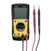 Sperry Instruments DM6450 Digital Multimeter, 9 Function, 10 Auto Range, Tests 750/1000V AC/DC, 10A Current, Resistance, Diode, Continuity