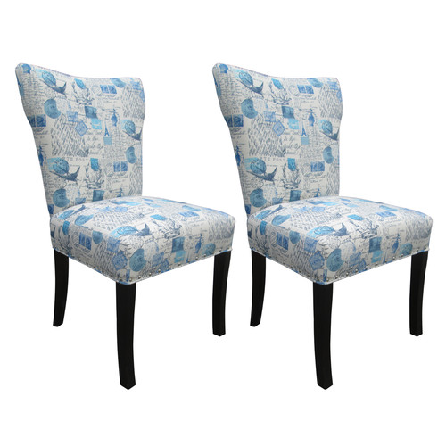 Sole Designs Bella Side Chair (Set of 2)