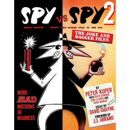 Spy Vs. Spy 2 : The Joke and Dagger Files - Adult Joke Comics