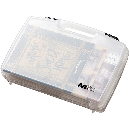 "ArtBin Quick-View Carrying Case, 17"" x 12"""