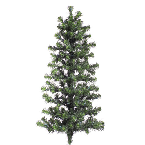 The Holiday Aisle Douglas Green Fir Artificial Christmas Tree