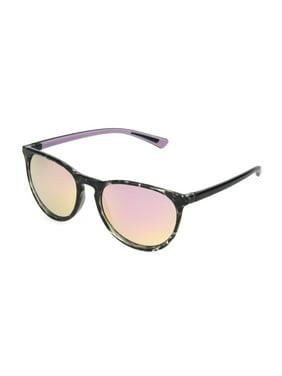 aaeba97a20 Product Image Panama Jack Women S Tort Mirrored Round Sunglasses W03