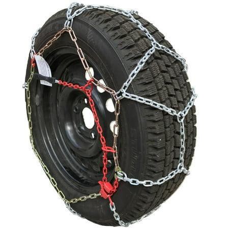 Snow Chains 33X12.5-20, 33X12.5-20 TUV Diamond Tire Chains set of