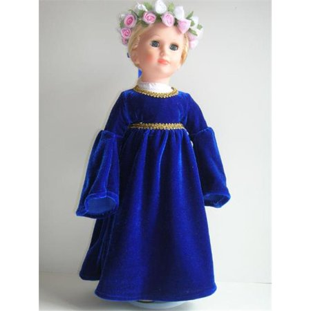 Medieval Maidens Gisela Doll Gisela Doll and Book - Medieval Maiden