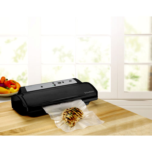 FoodSaver Black Vacuum Food Saver