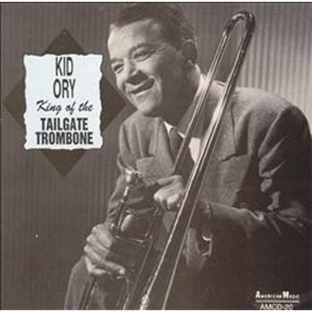 King of the Tailgate Trombone (Tailgating Music)