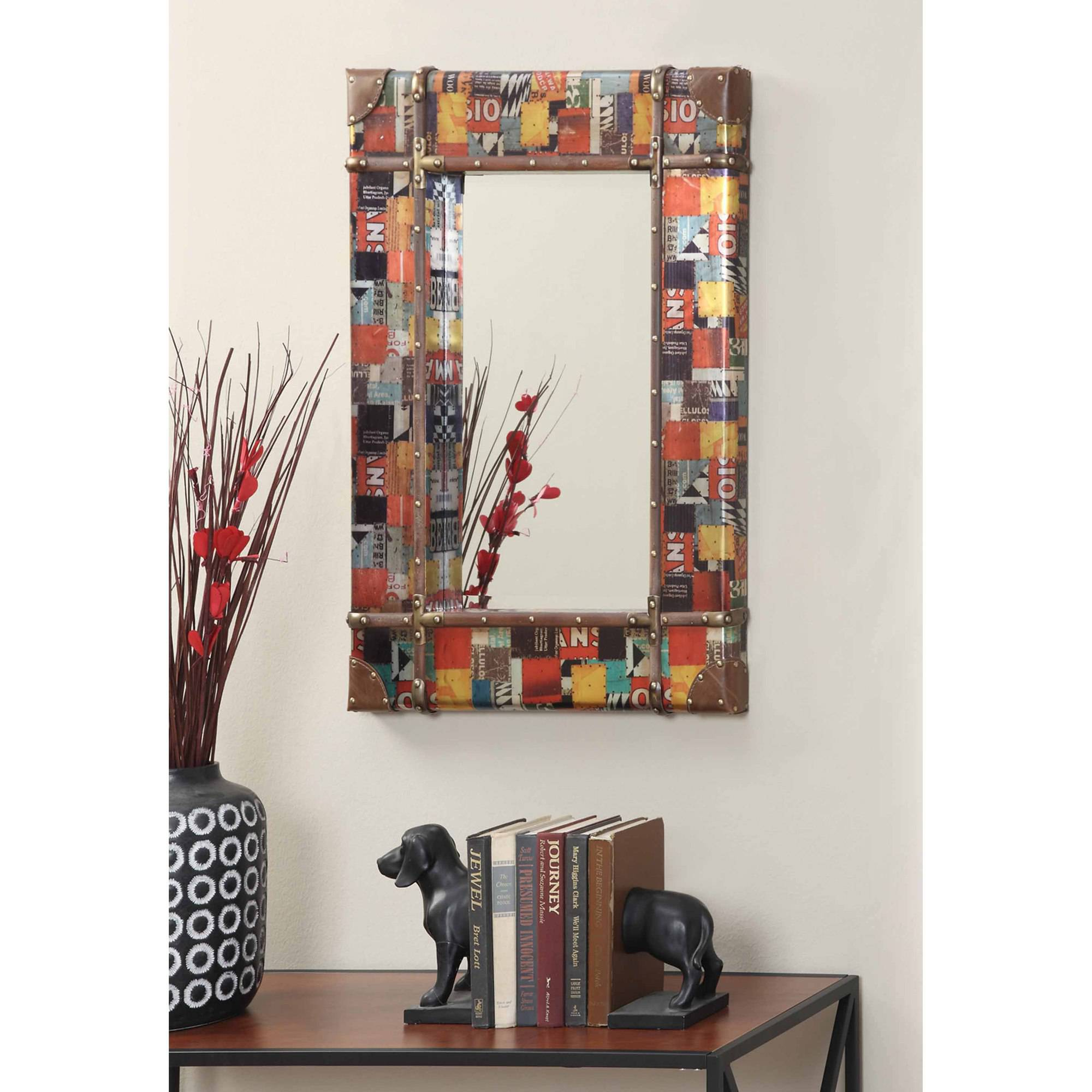 Convenience Concepts Rio Rectangular Mirror
