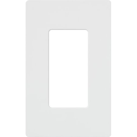 Lutron CW-1-WH-96 Claro 1-Gang Wallplate (96 Pack), - Costar 96 Well Plate