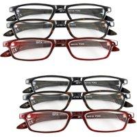 2b768955eddd Product Image (Set of 6) Magnifying Reading Glasses +4.5 - Half Eye Style  for Men