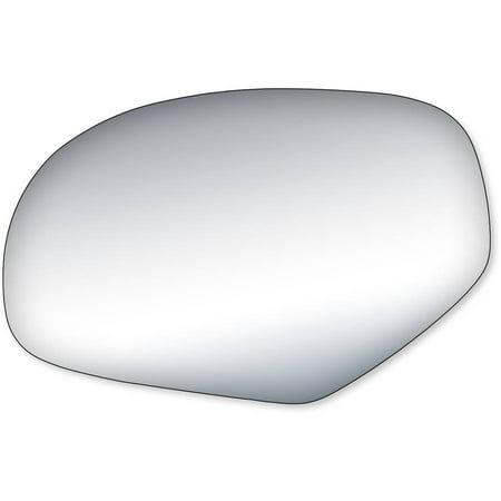 99204 - Fit System Driver Side Mirror Glass, Chevrolet Avalanche, Silverado, GMC Sierra 1500 07-13, Silverado/ Sierra 2500, 3500, Suburban, Tahoe, Yukon, Escalade (Chevrolet Tahoe Replacement Mirrors)