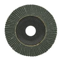 Gator Grit 4.5-Inch Zirconium Oxide Flap Disc Wheel
