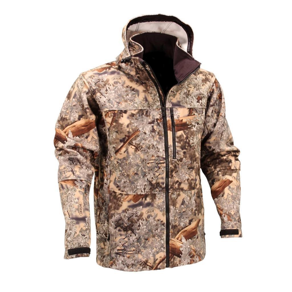 Kings Camo Hunter Wind Defender Fleece Jacket Desert Shadow by