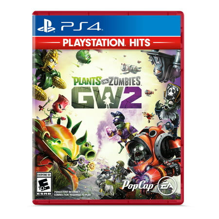Plants vs Zombies: Garden Warfare 2, Electronic Arts, PlayStation 4,