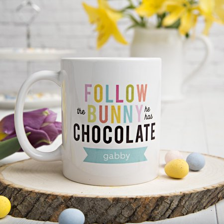 Personalized Easter Mugs - Gabby Design ()