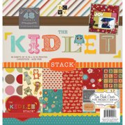 Diecuts With A View Kidlet Paper Stack