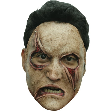 Serial Killer 24 Latex Face Adult Halloween Accessory](Ghoulish Halloween Faces)