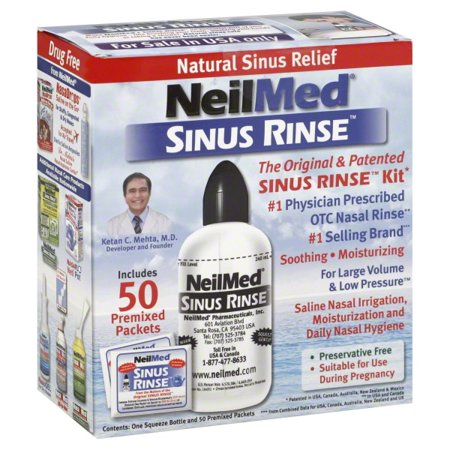Sinus Rinse Kit