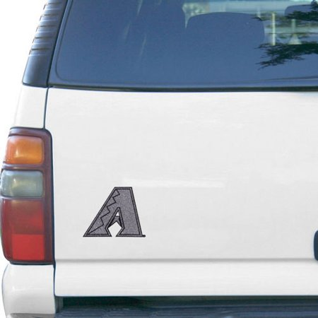 Arizona Diamondbacks Bling Emblem Car Decal - No Size