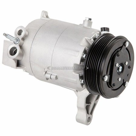 AC Compressor & A/C Clutch For Chevy Impala Monte Carlo & Pontiac G6 (1985 Chevy Monte Carlo Parts)