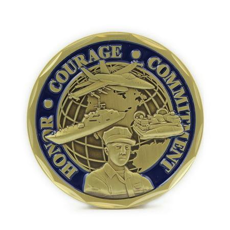 Sailor Armor of God Commemorative Coin ()