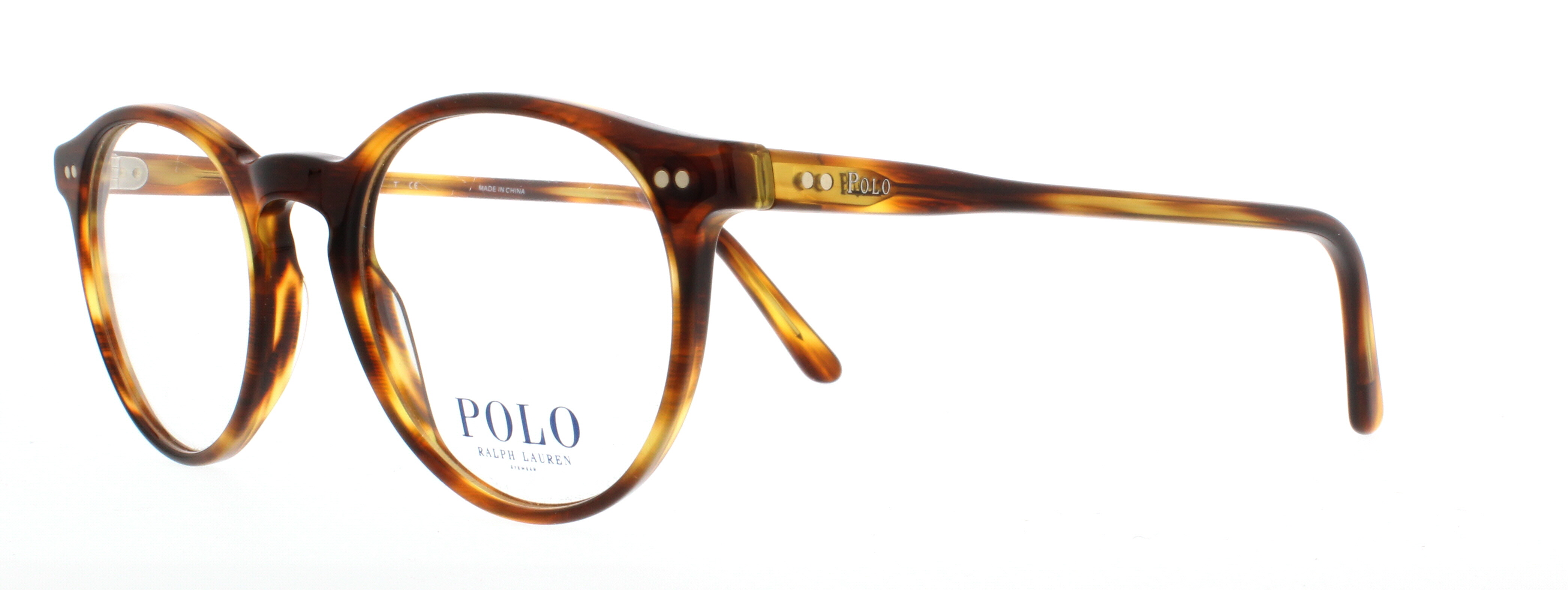 POLO Eyeglasses PH 2083 5007 Havana Striped 48MM - Walmart.com f7acc86bba