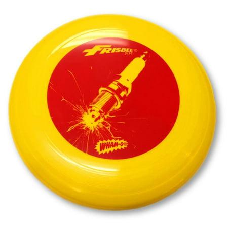 Super Flyer - Wham-O Super Flyer 180 Gram Frisbee Flying Disc, Yellow