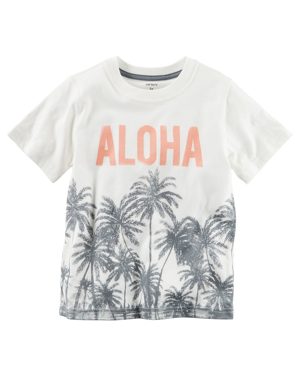Carter's Baby Boys' Aloha Graphic Tee, 3 Months