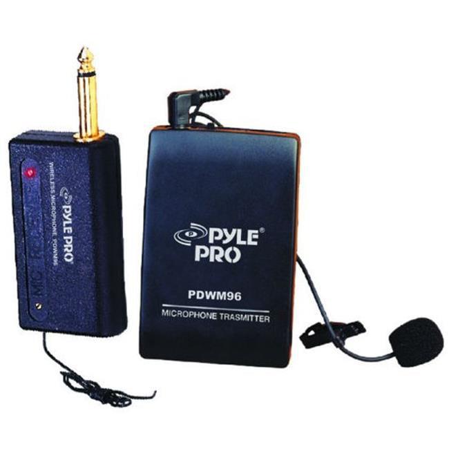 114-116MHz Pyle P Clip Tie Microphone - PDWM96