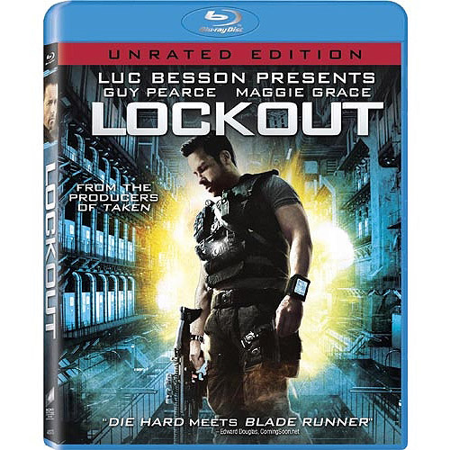 Lockout (Unrated Edition) (Blu-ray) (Anamorphic Widescreen)