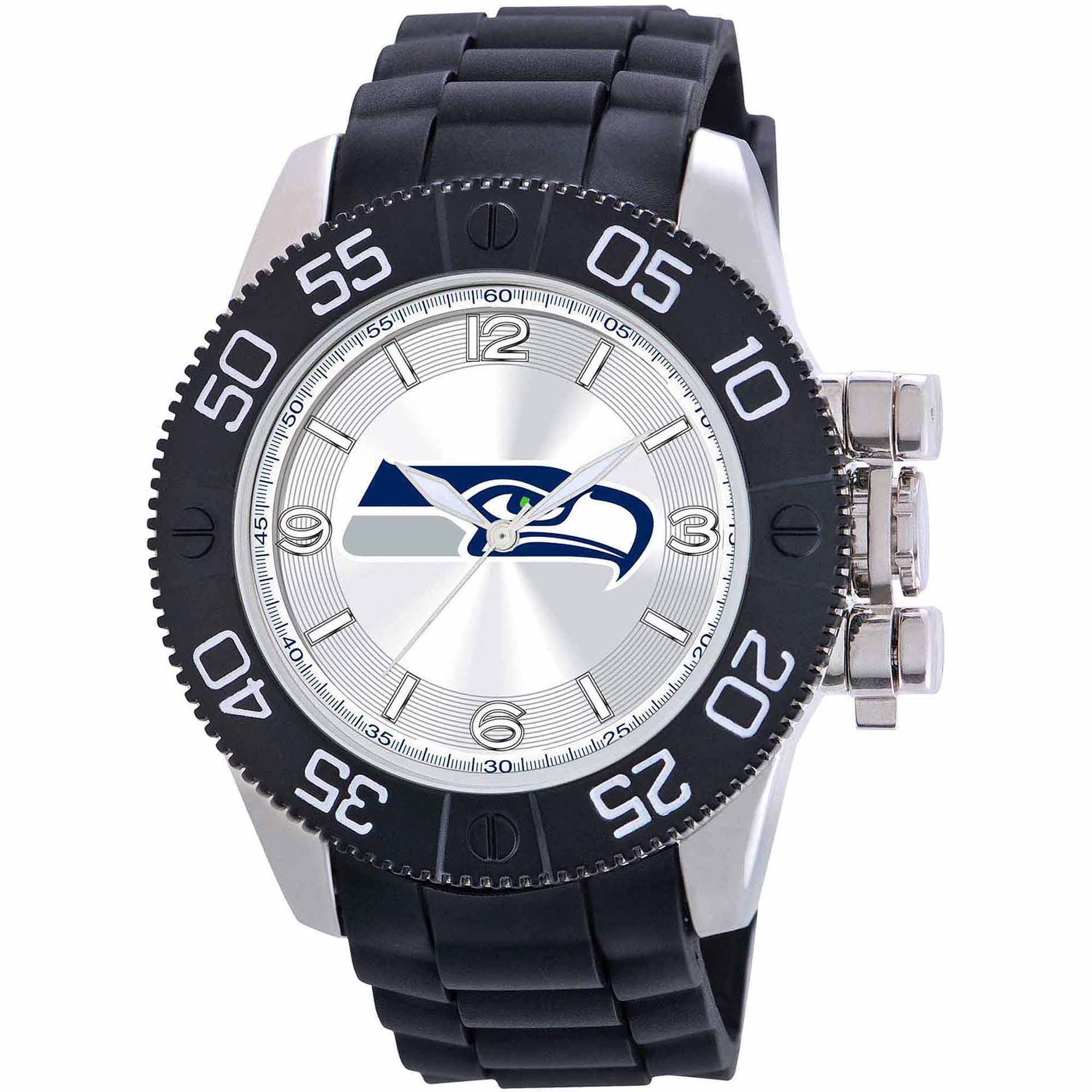 Game Time NFL Men's Seattle Seahawks Beast Series Watch