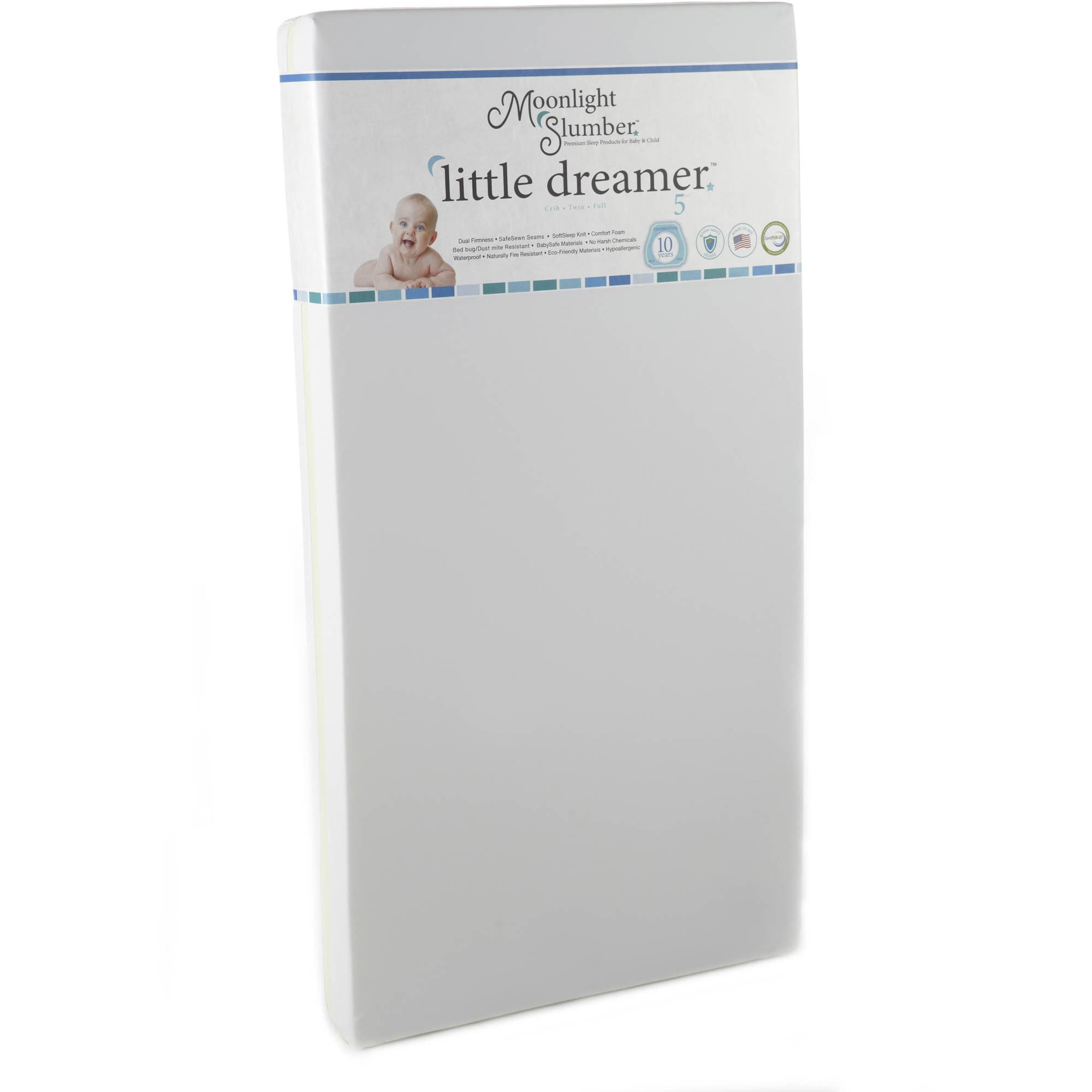 Moonlight Slumber Little Dreamer Crib Mattress by Moonlight Slumber